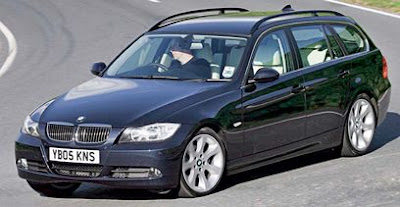 BMW 3 Series Touring 325i SE