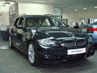 BMW 3 Series Touring 325i M Sport