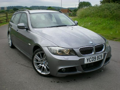 BMW 3 Series Touring 335i SE