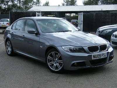 BMW 3 Series Touring 318d M Sport