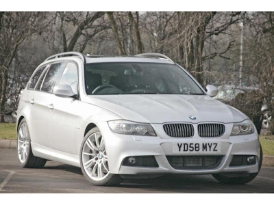 BMW 3 Series Touring 330d M Sport