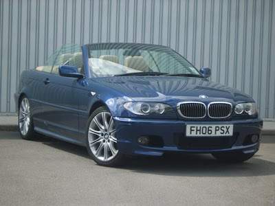BMW 3 Series Convertible 325i M Sport