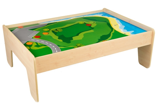 Play Table Ideal For Childrens Play At Wooden Toys Direct
