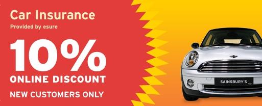 Sainsburys Car Insurance Quote