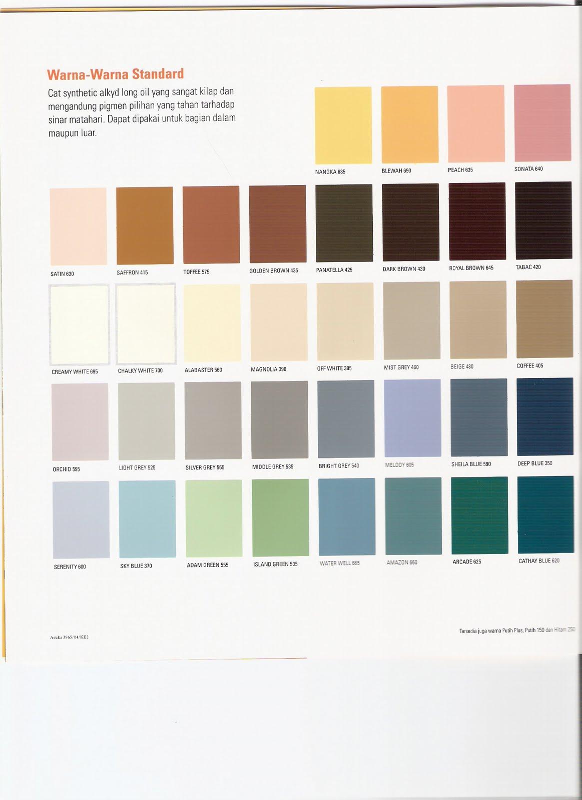 Image Result For Tips Memilih Warna Tembok Rumah
