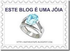 """Dos Premios Este Blog es una Joya"""""""
