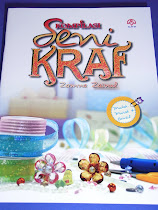 My first book - Kompilasi Seni Kraf