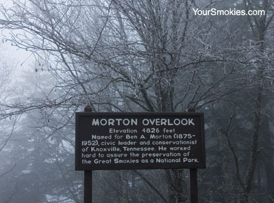 Winter conditions prompt National Park Service to close 2 major roads in GSMNP