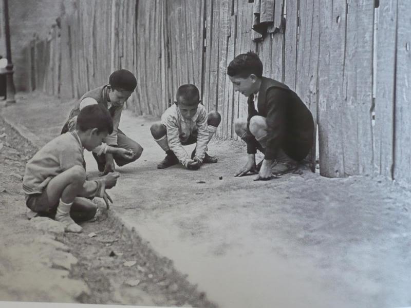 juego antiguos de calle: