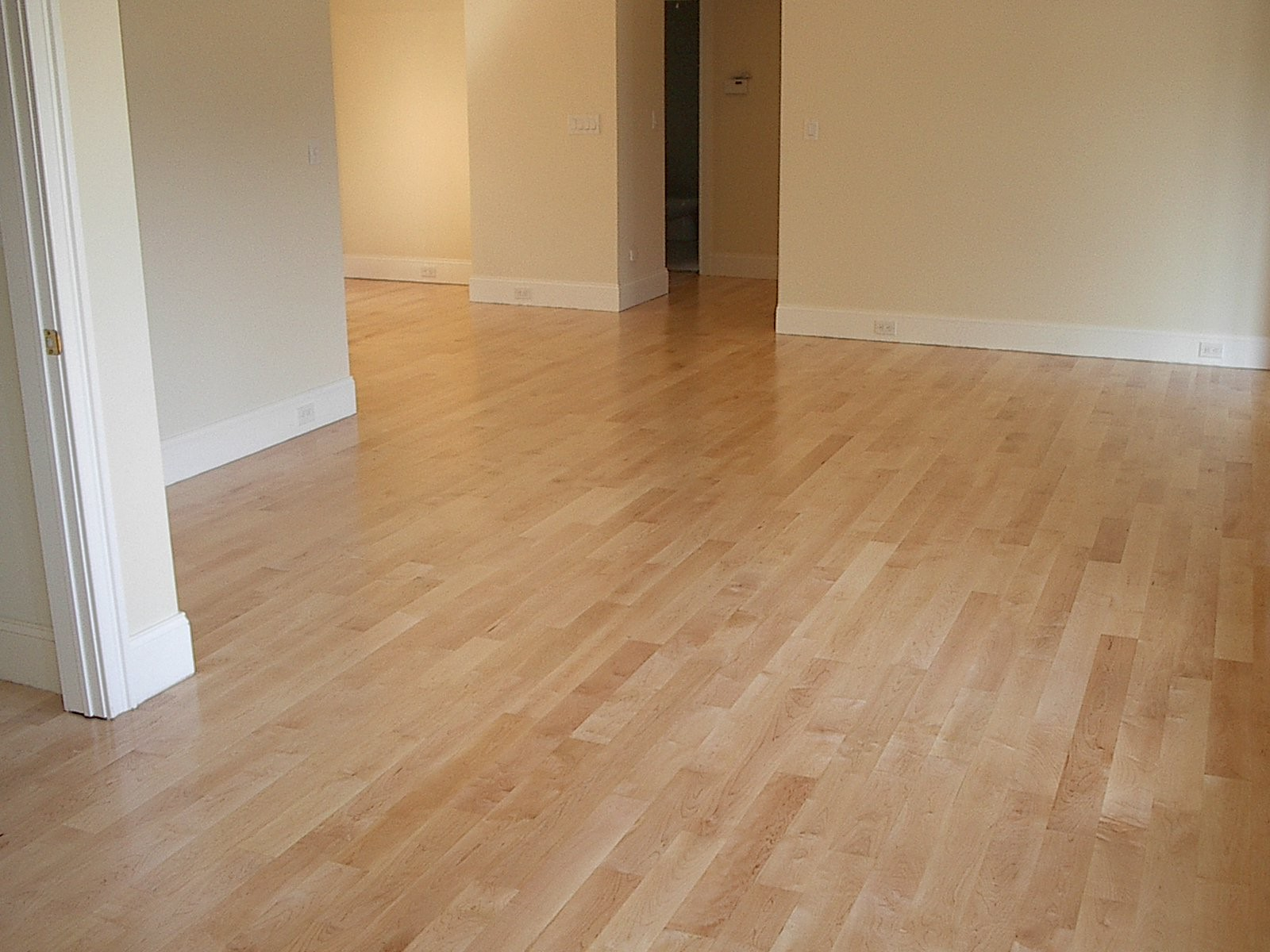 Wood Pallet Flooring