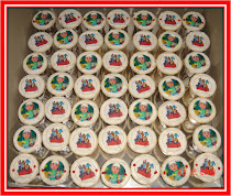 Minicupcake (edible image)