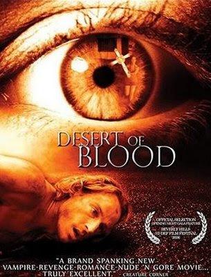 Filme Poster Deserto de Sangue DVDRip XviD & RMVB Dublado