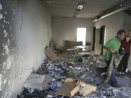 Israel - La Derrota del Ejército de Israel. Lugar+donde+murio+tony+tormenta