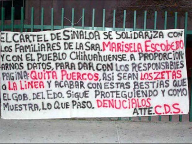 LA LINEA Z BELTRAL LEYVA AZTECAS VALENCIA CONTRA EL CHAPO - Página 2 Narcomanta%2BCDS