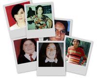 Niñas asesinadas en Alto Hospicio