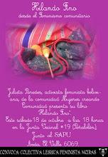 HILANDO FINO DESDE EL FEMINISMO COMUNITARIO de Julieta Paredes