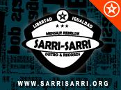 """Sarri Sarri, Distro & Records, Ubicada en """"LA GALERÍA"""", SAN IGNACIO nº 75, LOCAL nº 31"""
