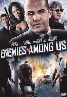 Enemies Among Us DVDRip RMVB Legendado