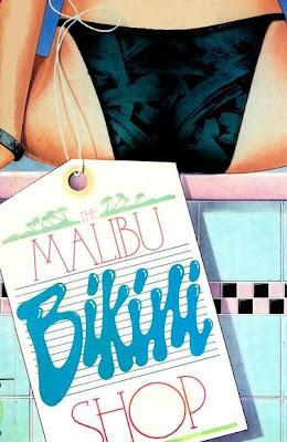 mbs poster The Malibu Bikini Shop movie on: