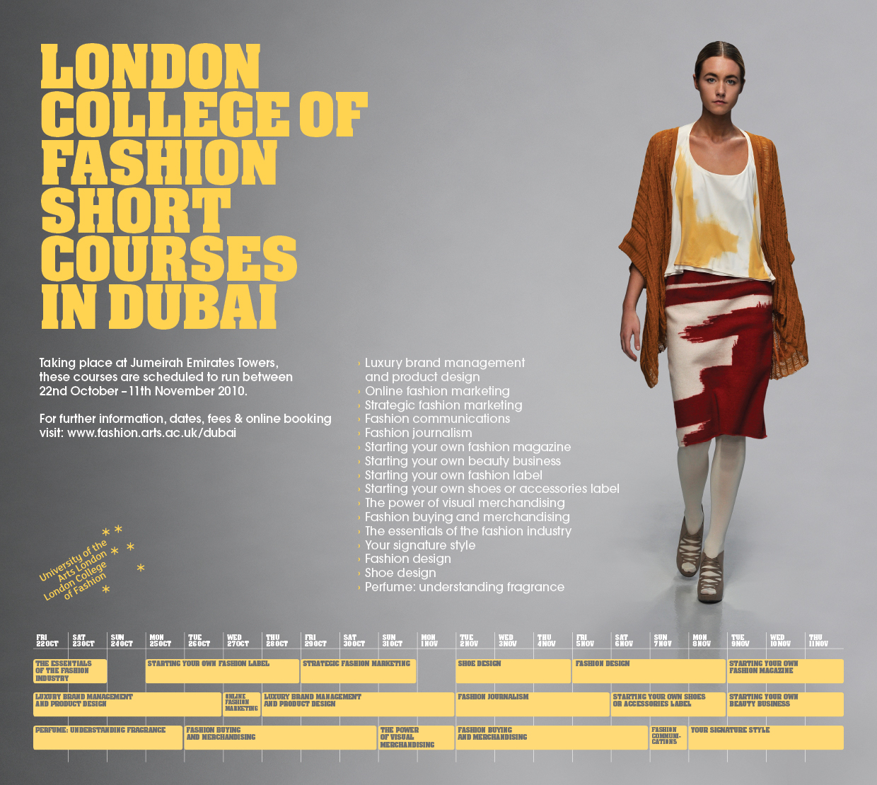 Fashion Styling Courses - London College of Fashion - UAL 83