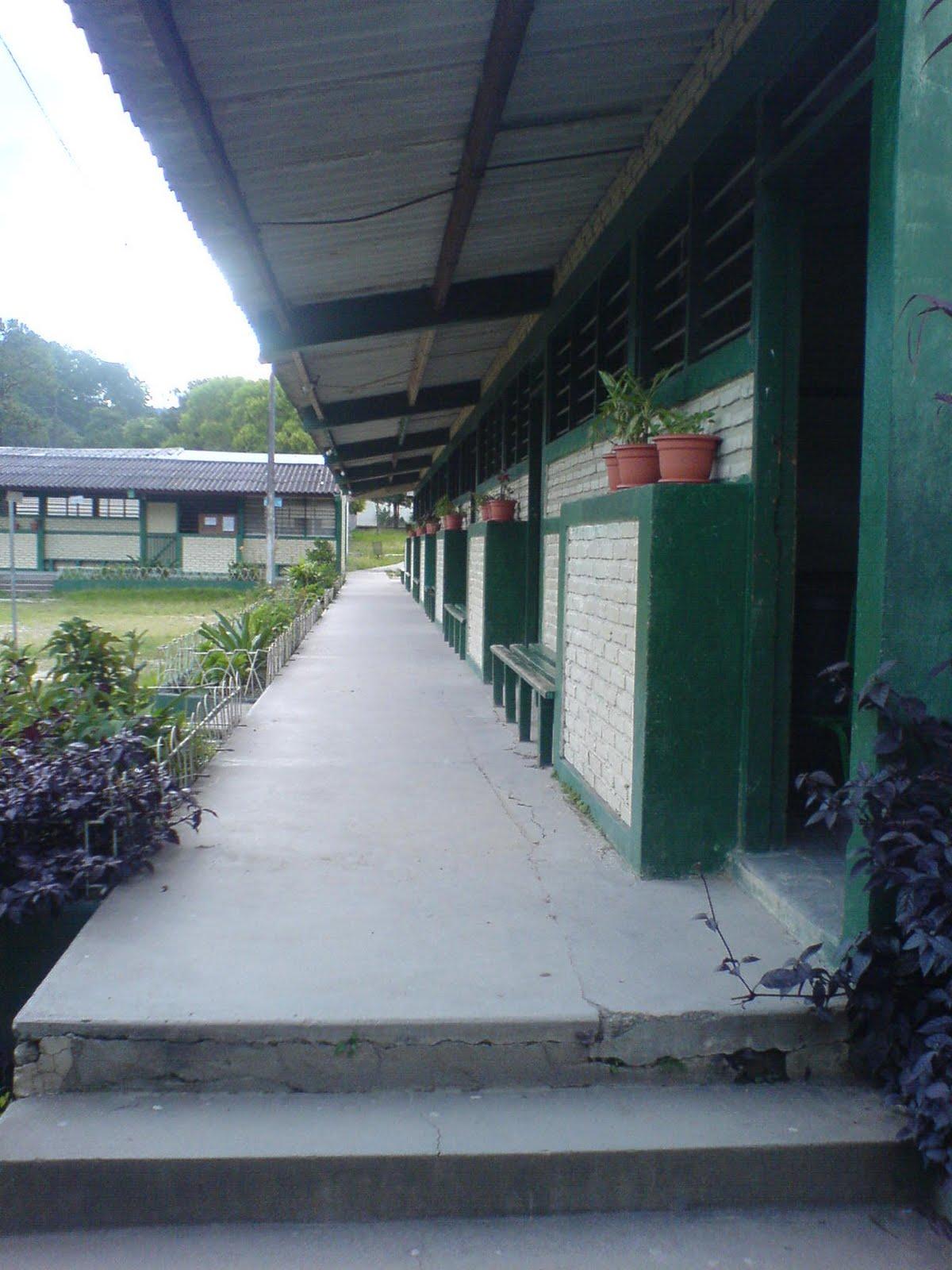 Edificios del Instituto Tecnico de Minas de Oro