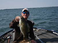 Tanker Green Lake Smallmouth