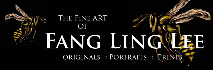 The Art of Fang Ling Lee