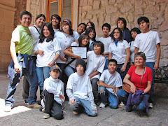PREMIO ESTATAL AL MERITO JUVENIL EN PROTECCIÓN AL MEDIO AMBIENTE, MICHOACÁN 2009