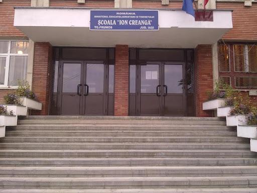 Şcoala Ion Creangă Tg.Frumos