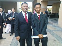 Bersama Dato' Idris Haron