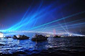 Istanbul; where Asia meets Europe...