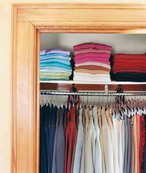 Organizing Your Closet: Step Five