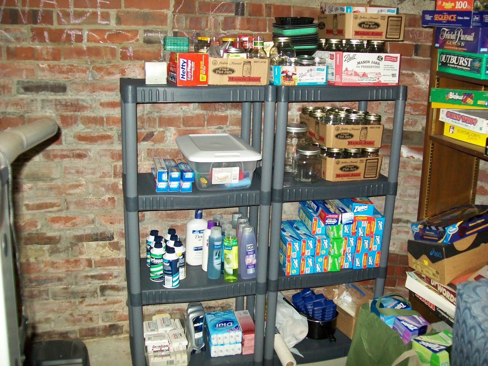 The Path to Frugality: Pantry Principle and Stockpiling - Part 1