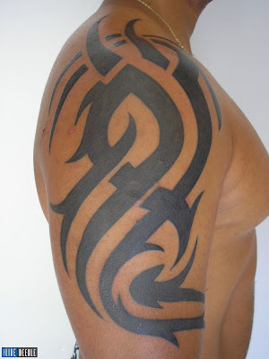 Indian Tribal Tattoo Designs