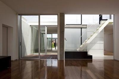Interiores minimalistas la casa ishizuchi de kazuyuki for Casas minimalistas interiores