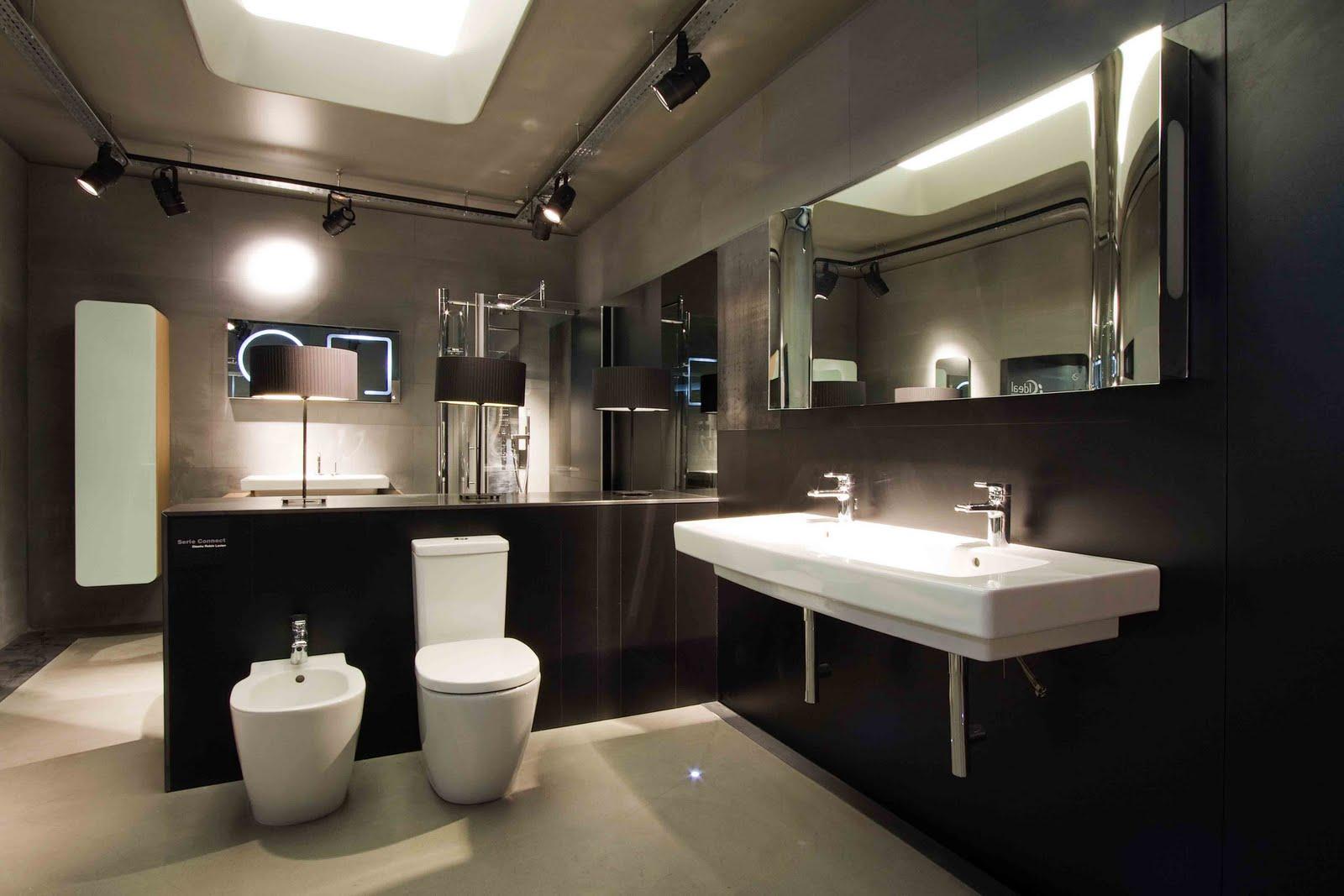 Muebles Para Baño Ideal Standard:Ideal Standard y Neocerámica comparten espacio en Barcelona