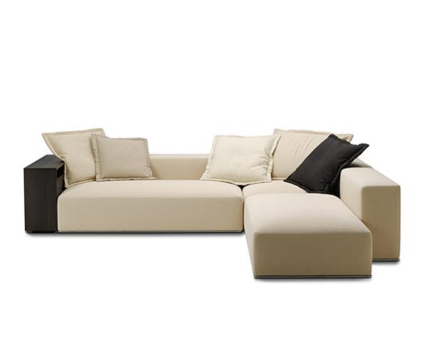 Sof s para ambientes minimalistas y ii interiores for Sofa minimalista