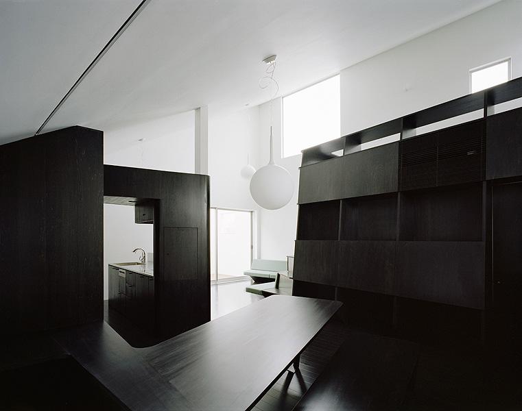 DG House, una personal casa diseñada por Geneto
