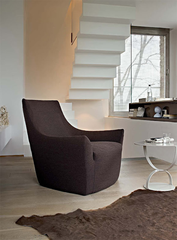 Christophe Pillet Classic Armchair for Arketipo