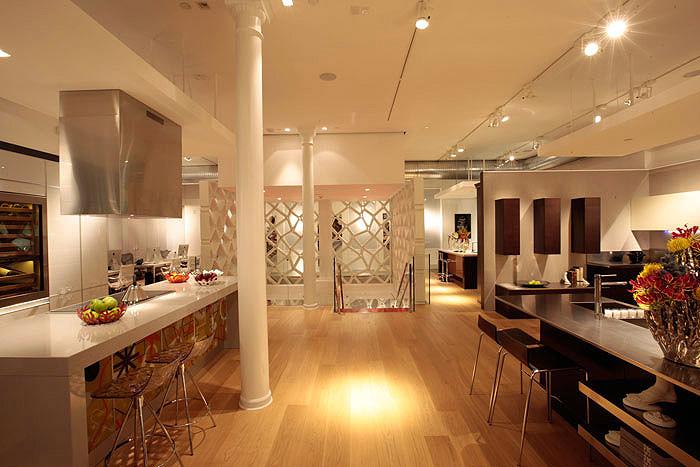 Las cocinas de scavolini se instalan en el soho - Cocinas de famosos ...