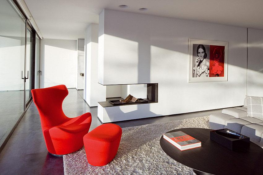 Interiores minimalistas los interiores minimalistas de for Interior casa minimalista