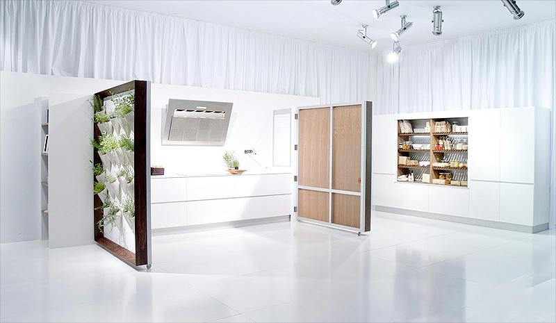 Casa inspiracion la cocina con jard n de xoane for Cocinas de jardin