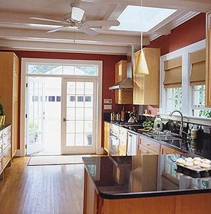 Making your home sing what color should i paint my What color should i paint my kitchen walls