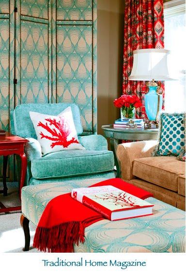 Making Your Home Sing Making Mixed Patterns Work in Your