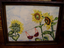 Beate mok  33.Sunflowers of Hope