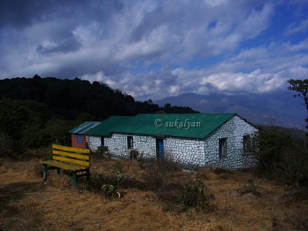Deserted at Barsey, Sikkim - travel photography by Sukalyan Chakraborty