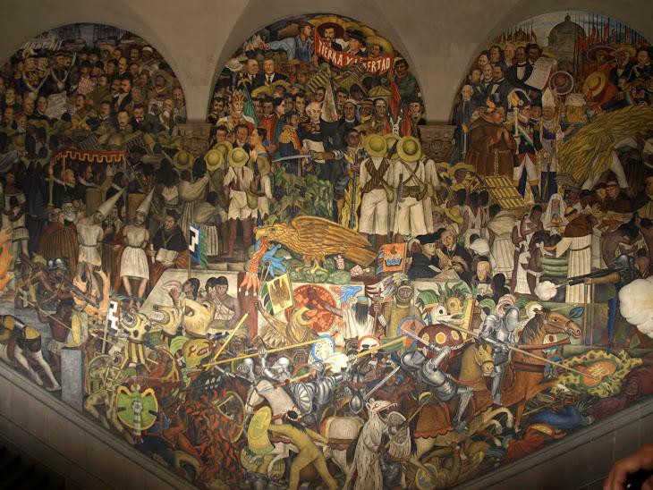 La conquista diego rivera arte on pinterest frida kahlo for Diego rivera la conquista mural