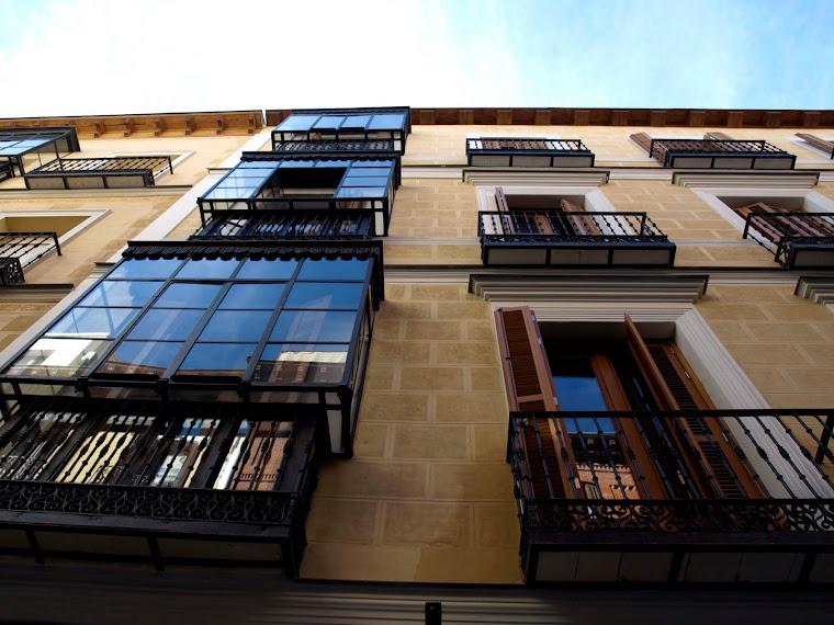 Forja siglo XVIII en calle Pérez Galdós