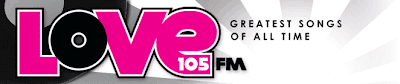 love 105 radio logo