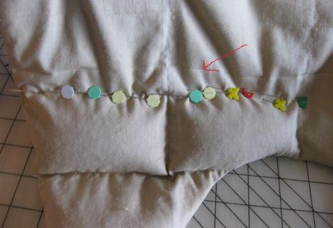 Bette's Tomorrows Treasures: Neck/Back Wheat Bag Tutorial
